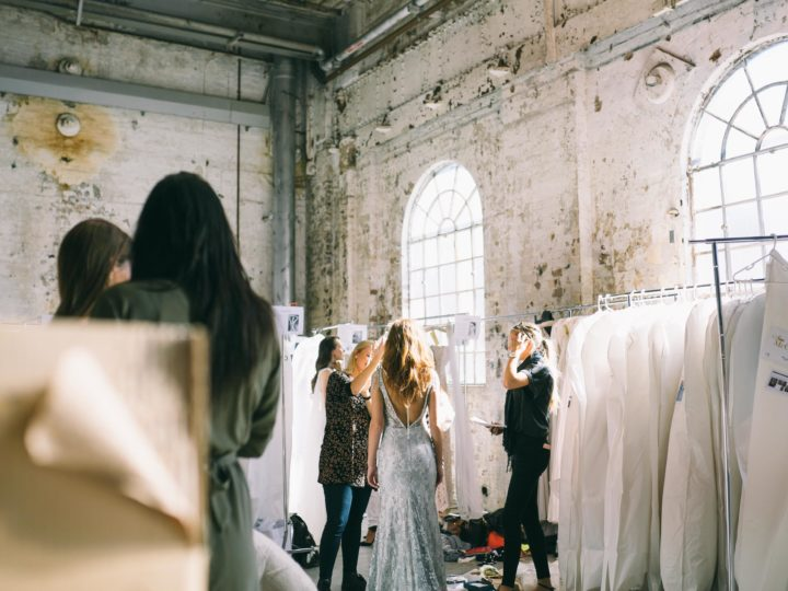 Australian Bridal Fashion Week | 25/06/2016 | Australian Technology Park, Eveleigh NSW